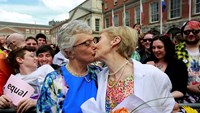 Irish PM Kenny following gay marriage vote: 'Yes to love'