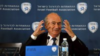 Blatter responds to Figo criticism