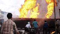 At least ten dead in Yemen fuel truck explosion