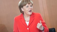 Merkel tops Forbes' one hundred most powerful women