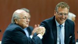 FIFA's Valcke says it's individuals being accused not the organisation