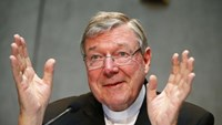 Cardinal George Pell. Photo: Reuters