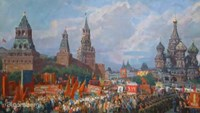 The Russian tycoon betting big on Soviet Art