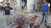 Syrian regime shells civilian neighborhoods