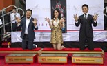 Zhao Wei, Huang Xiaoming honored in Hollywood