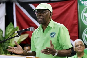 Accused former FIFA Vice President Warner vows to tell all
