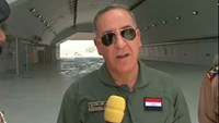 Iraqi defence minister visits improved air base ahead of F-16 deliveries