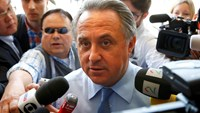 Mutko dismisses concern of threat to Russia hosting 2018 World Cup