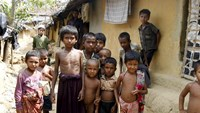 Migrants face cramped conditions in Myanmar while awaiting repatriation