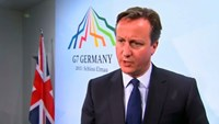 Cameron: 'need to deal with causes of migration, not just consequences'