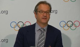 The IOC suspends recognition of SportAccord