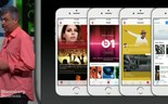 Apple music demo with Eddy Cue