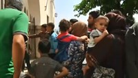 Greek island struggles with migrant crisis