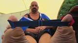 Contestants get their socks off at World Toe Wrestling Championships