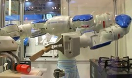Japan's chef of the future is a robot