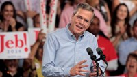 Jeb Bush vows to 'fix' Washington as he starts White House run