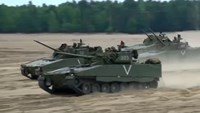 NATO's spearhead force holds first exercise