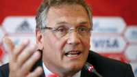 FIFA Secretary General Jerome Valcke.  Photo: Reuters