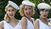 Hats of Royal Ascot