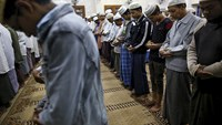 Ramadan around the globe