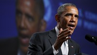 Obama: shooting shows racism still 'blight' in U.S.
