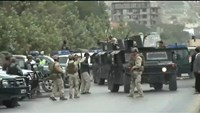 Militants attack Afghanistan parliamentary compound