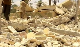 Ancient Syrian monuments destroyed