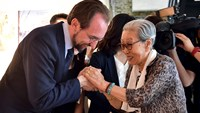 UN rights chief meets South Korean 'comfort women'
