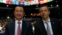 Sepp Blatter invited China's richest man to FIFA election
