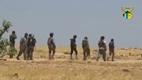 Kurdish forces close in on IS positions in Syria