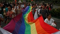 LGBT in Germany, Phillipines call for gay rights