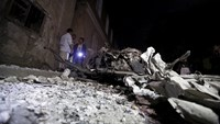 IS targets mourners in Yemen