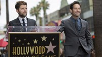 Paul Rudd ponders how he will be remembered with Walk of Fame star