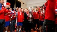 Cheeky Sanchez penalty clinches Chile's first Copa