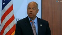 Jeh Johnson: United, NYSE problems not caused by 'nefarious' actor