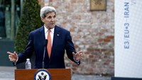 As deadline looms, Kerry says U.S. in no rush to get Iran deal
