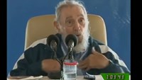 Fidel Castro makes second public appearance this week