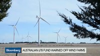 Abbott bans fund from wind farm investment