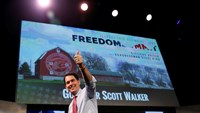 Walker to announce GOP presidential bid