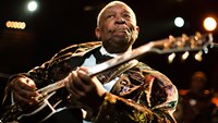 BB King death 'natural causes'
