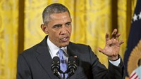Obama not content with U.S. hostages held in Iran
