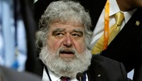 FIFA executive member Chuck Blazer attends the 61st FIFA congress at the Hallenstadion in Zurich in this file photo from June 1, 2011. Blazer, a key figure in a U.S. investigation into corruption by soccer officials, was banned for life July 9, 2015 from football activities by the sport's governing body. Photo: Reuters