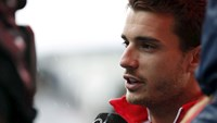 French Formula One driver Bianchi dies