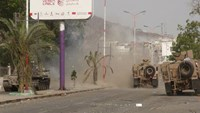 Yemen's Aden falls to Saudi-backed fighters