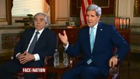 U.S.'s Kerry, Moniz defend Iran deal on Sunday talk shows