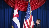 Cuban embassy opens in U.S. capital