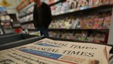 Nikkei buying Financial Times for $1.3 billion