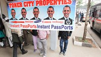 Kenyans welcome Obama back 'home'