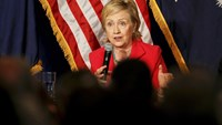 Clinton: Two-state solution 'best outcome'