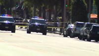 Los Angeles police shoot and kill a man after reports he opened fire
